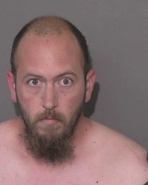 Joshua Lee Burgess, 32, of Union County, North Carolina.