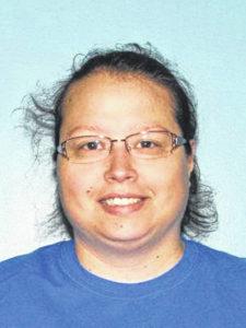 Crystal Caudill, 36, of De Graff, Ohio.